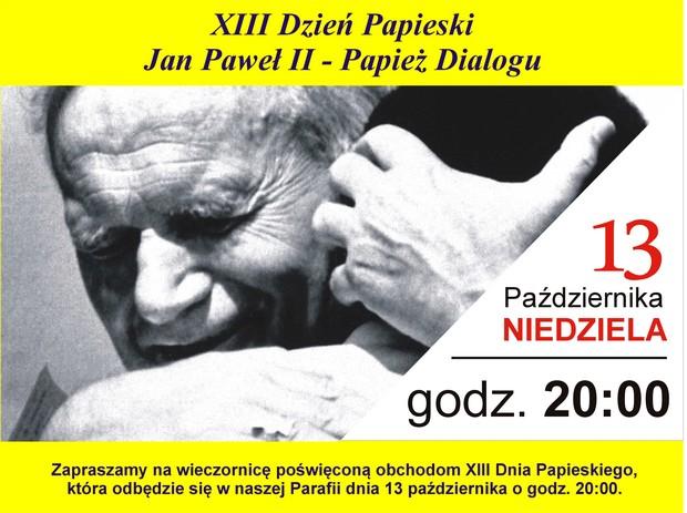 XIIIDzienPapieski